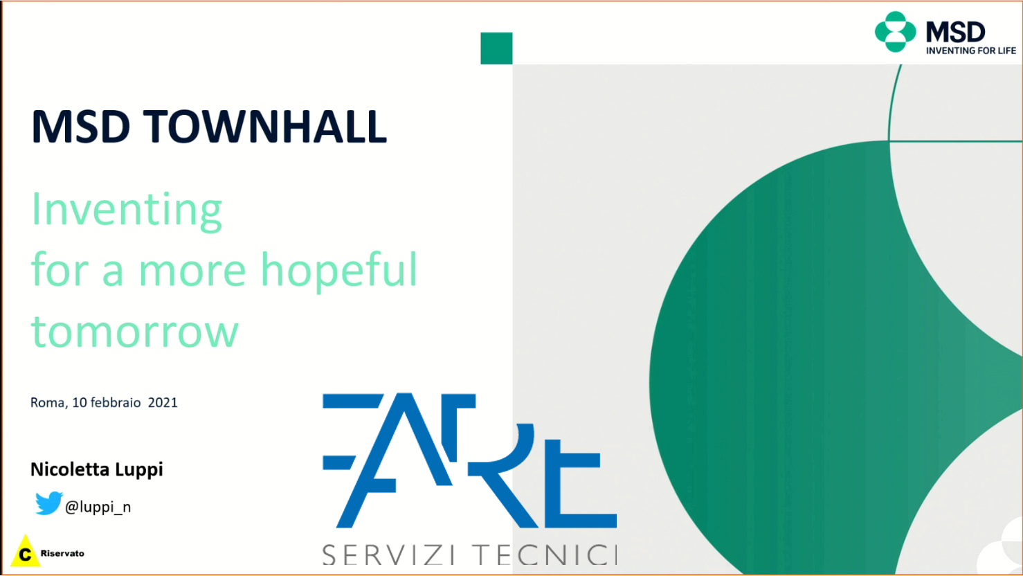 TownHall- MSD 2021